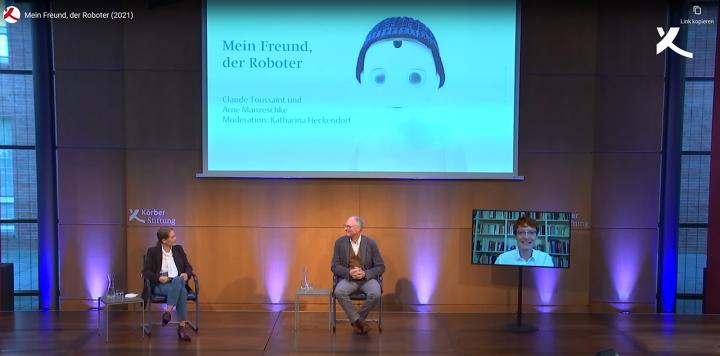 Körber Foundation: My Friend the Robot
